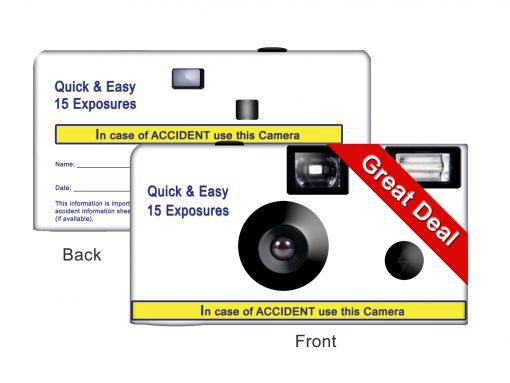 Quick & Easy 15 exp - Generic Accident Camera
