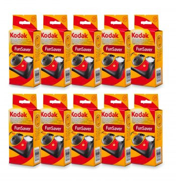 Kodak Color FunSaver — FREE GROUND SHIPPING*