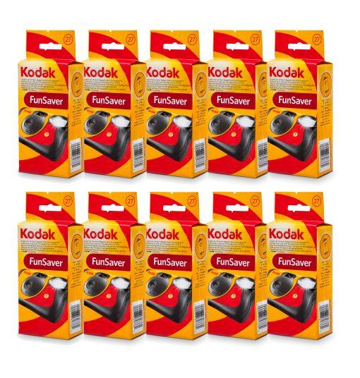 Kodak Color FunSaver -- FREE GROUND SHIPPING*
