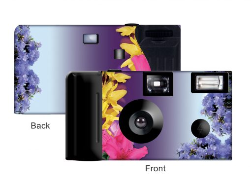 Azalea Dreams Custom Disposable Camera F80024-C