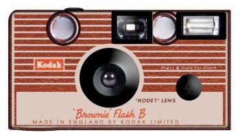 Kodak Brownie Vintage Custom Disposable Camera