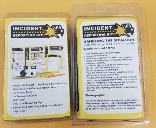 AK4 Fleet Accident Kit