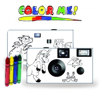 Color My Camera – Fantasy Disposable Camera