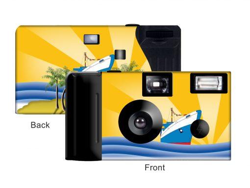 Cruise Custom Disposable Camera