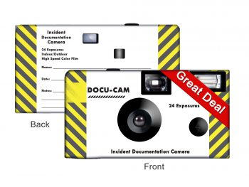 Docu-Cam 24 exp - Accident/Incident Camera