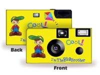 Big Brother Custom Disposable Camera