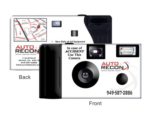 Accident Camera - Your Logo