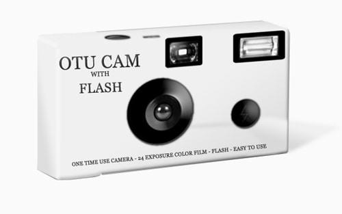OTU CAM (One Time Use Camera)