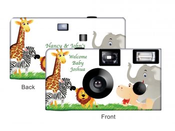 Play in the Wild Custom Disposable Camera