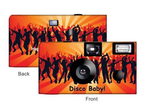 Rave Custom Disposable Camera