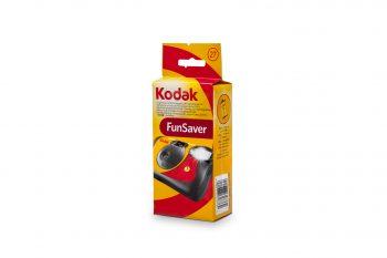 Kodak Color FunSaver — FREE GROUND SHIPPING