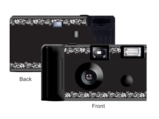 Vintage Frame Custom Disposable Camera