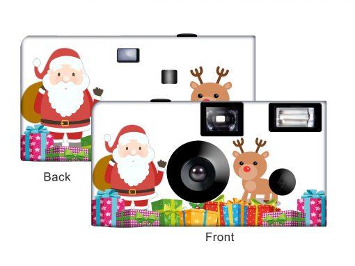 Santa Custom Disposable Camera
