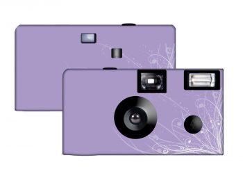 Graceful Waves Custom Disposable Camera