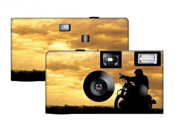 Motorcycle Custom Disposable Camera