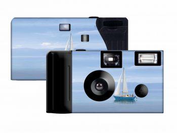 Sailboat Custom Disposable Camera