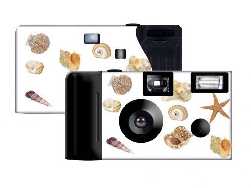 Seashells Custom Disposable Camera