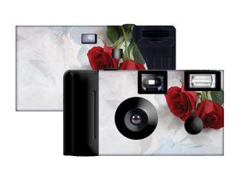Simple Elegance Disposable Camera